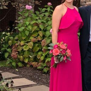 Jasmine Bridal Bridesmaid Georgette Gown